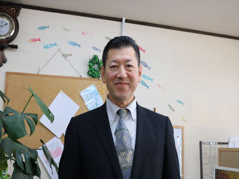 代表取締役 藤原様